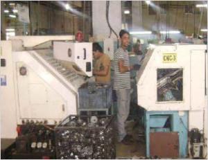 CNC-Machines-Line